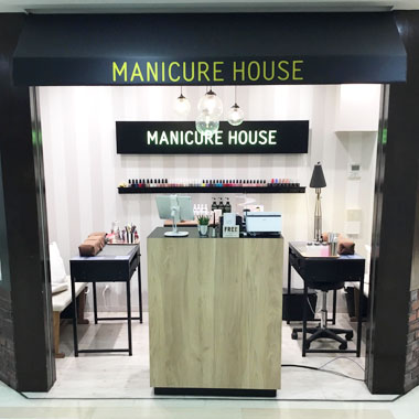 MANICURE HOUSE 天神ソラリアステージ店
