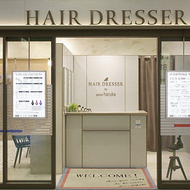 HAIR DRESSER 羽田空港店