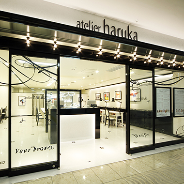 atelier haruka ルミネ横浜店