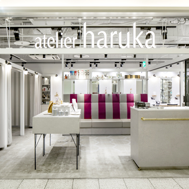 atelier haruka PLUS EYELASH 名古屋エスカ店