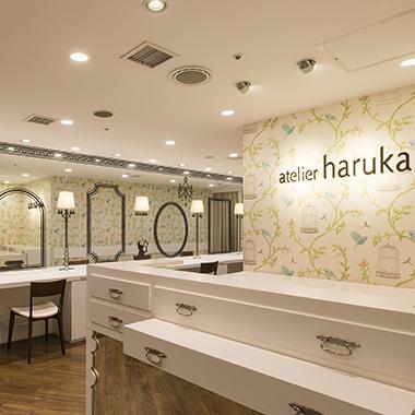 atelier haruka Echika表参道店