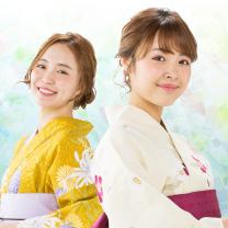 【夏の特別メニュー】今年の夏も浴衣でおでかけ!