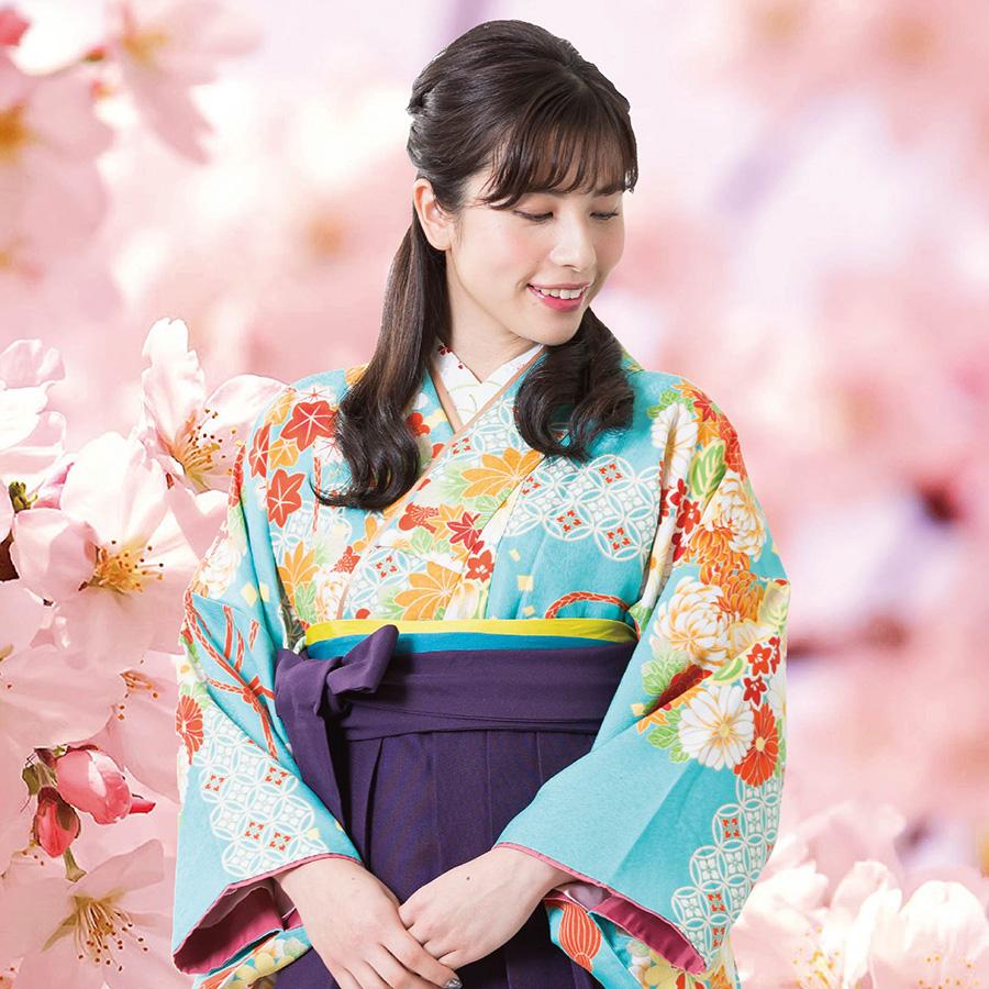 【ご卒業式】袴レンタル・着付け ご予約承ります!